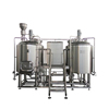 Small beer brewing vessels 500L beer making machine for sale