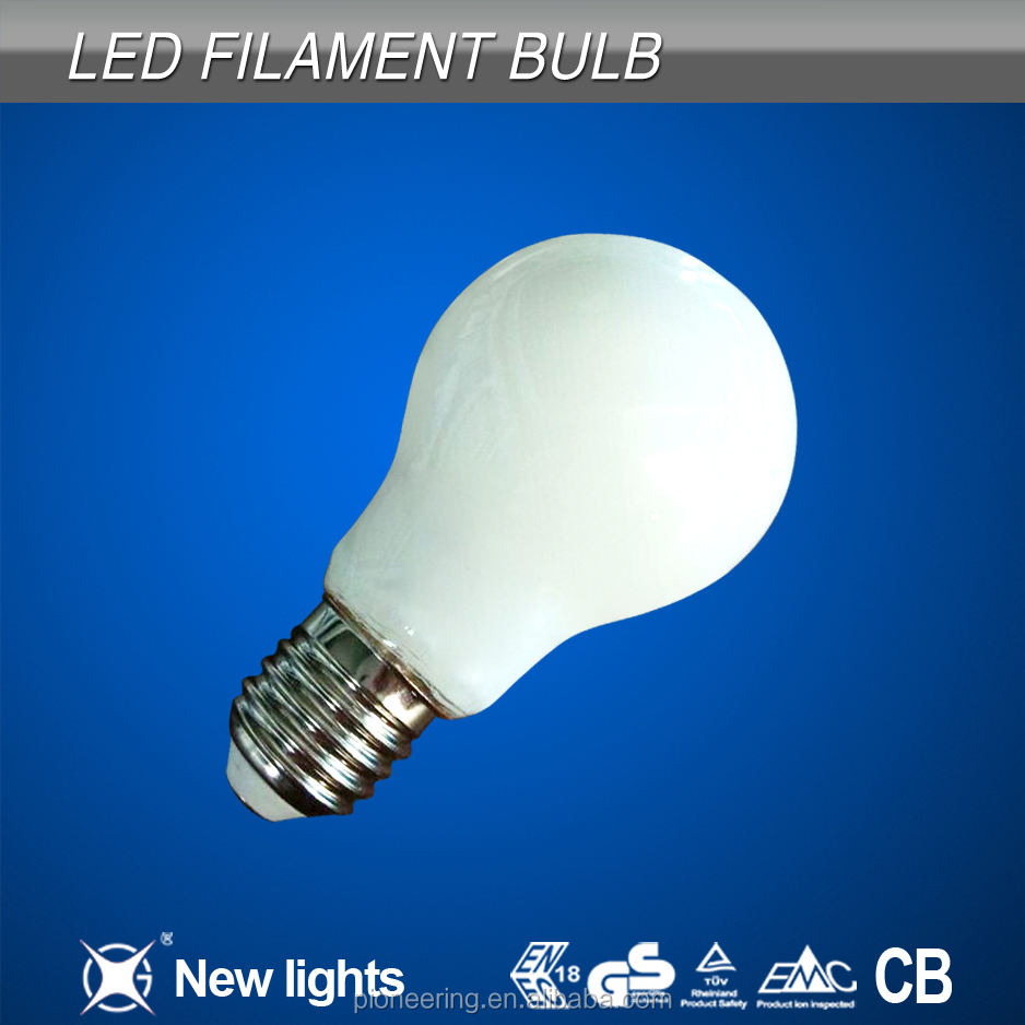 Full Instant A60 ES 4W 6W 8W Opal Glass Led <strong>Bulb</strong>