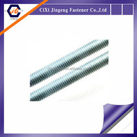 high quality threaded rod/bar in metric and imperial sizes