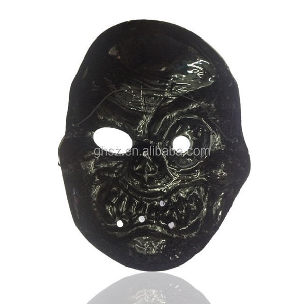 best selling festival party masks pvc halloween devil masks for sale