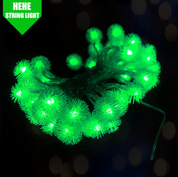 30 led wireless outdoor garden decorate led solar round ball 30 led wireless outdoor garden decorate led solar round ball christmas lights aloadofball Gallery