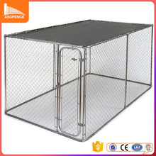 new products outdoor temporary iron dog fence kennel