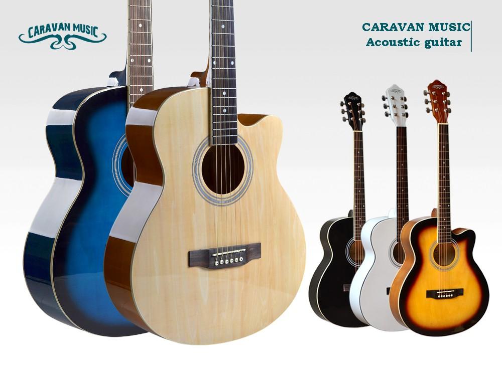 high quality beginner 40 acoustic handmade electric guitar buy acoustic guitar cheap acoustic. Black Bedroom Furniture Sets. Home Design Ideas