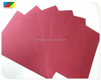 Acid Free Colored Thick Cardboard Sheets - Buy Colored Thick ...