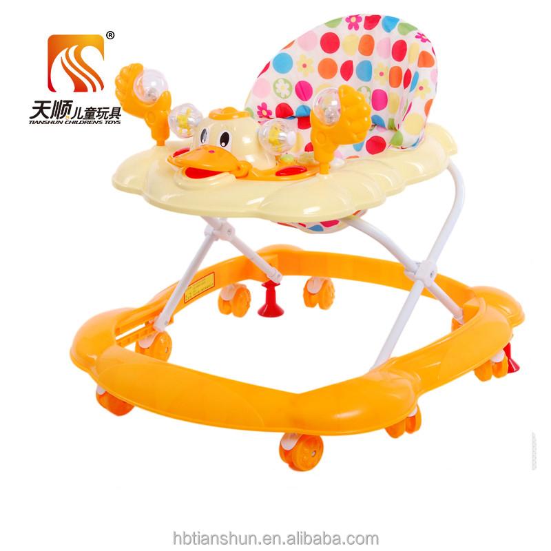 Kinderlaufstuhl/Safe design babywalker/Große spiel rundlauflernhilfe