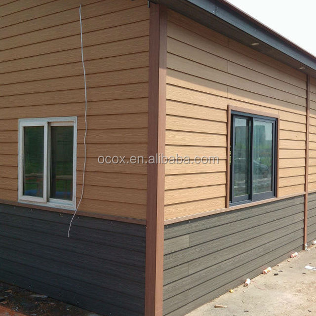 OCOX WPC Outdoor Wall Cladding/exterior Wall Decking