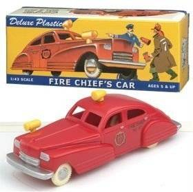 Buy Dimestore Dreams 20020 Fire Chiefs Car 1:43 plastic