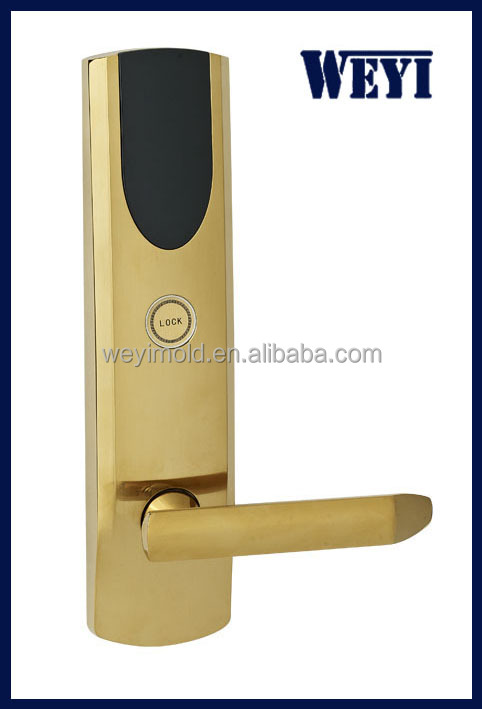 China Leader Hotel lock with good quality hotel card door lock access control