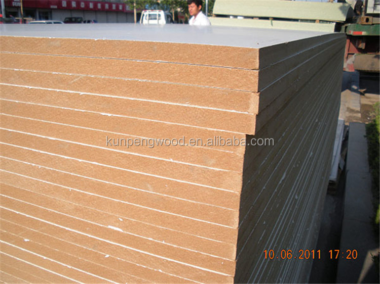 Melanine Faced MDF Boards with More than 200 colors&designs