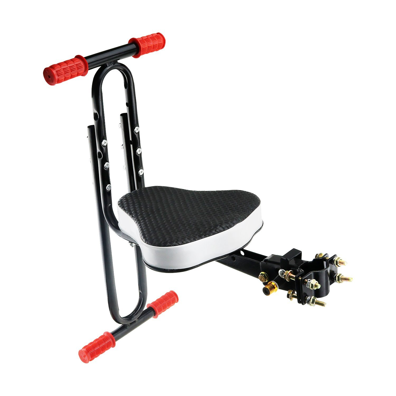 Quick Release Front Mount Child Bicycle Seat Kids Saddle Electric Bicycle R4Q7