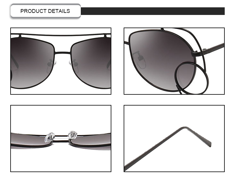 Top women's square sunglasses for business for women-9