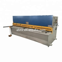 Sheet Metal Fabrication Used Hydraulic Guillotine Shearing Cutting Machine for Sale