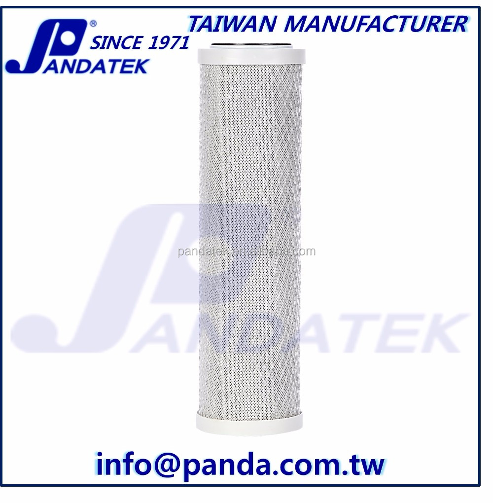 Water Filter Ro Parts / CTO Carbon Block Filter Cartridge for Activated Carbon