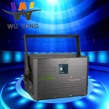 Wuyang 2W RGB Full Color Animation Laser show light systerm dj stage rgb laser