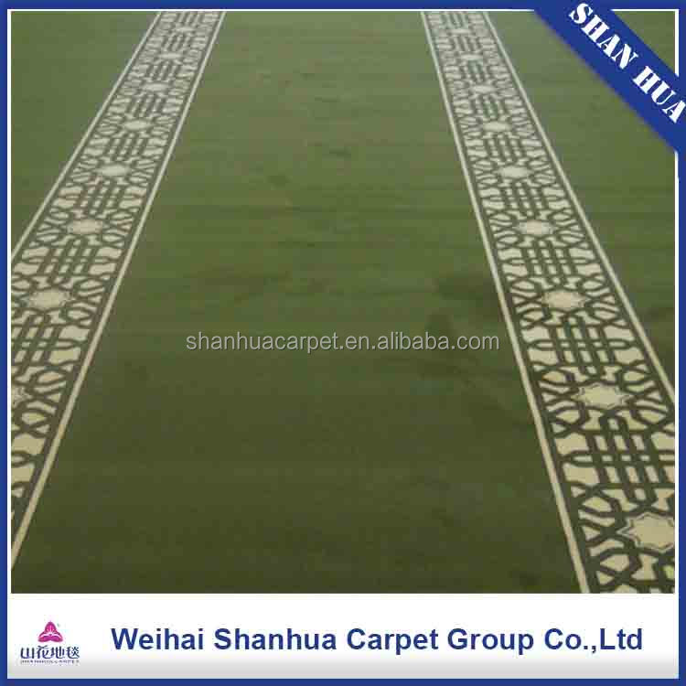 Wholesale alibaba cheap high quality most popular handmade mosque carpet