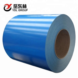 0.12-0.32 mm Thickness and 600-1500 mm Width galvanized steel coil for polycarbonate roof sheet