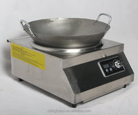 5000W Concave Wok Induction Cooker for Kitchen equipment with price