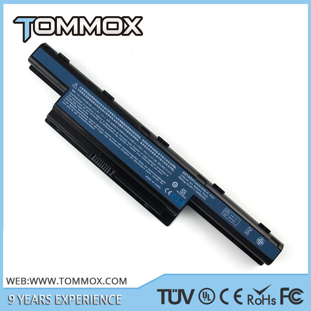 6 Cells Genuine Laptop Battery Battery For Acer 4741g