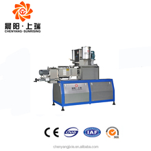 Automatic extruder cereal cheetos corn food snack bar machine