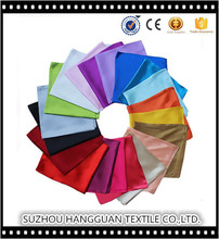 Good Quanlity Stocks Plain Small Square Scarf Colorful Neckwear Custom