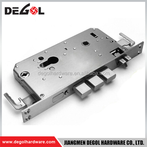 China factory cheap price high quality 201/304 stainless steel mortise lock body