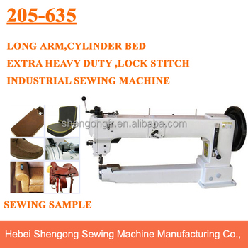 4040 Long Arm Industrial Sewing MachineHeavy Duty Leather Sewing Mesmerizing Industrial Leather Sewing Machines For Sale