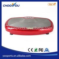 power fitness equipment vibration plate machine vibrating foot massaging plate