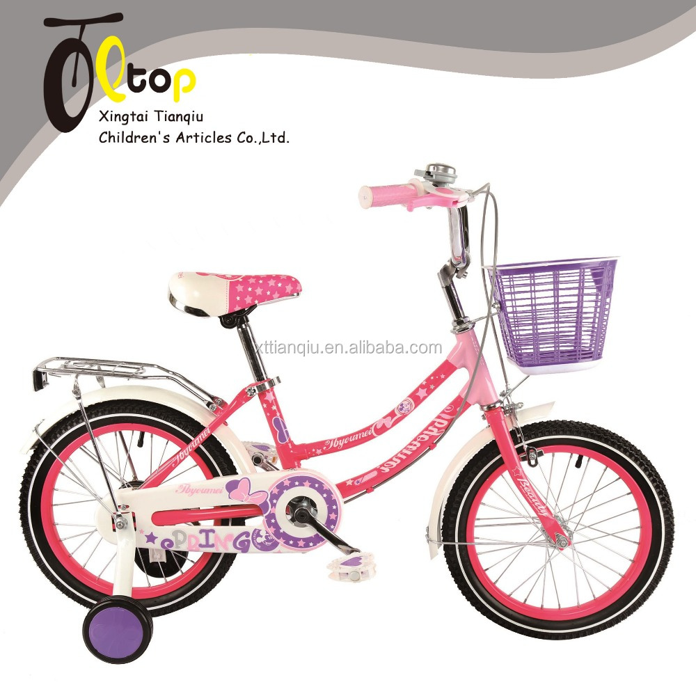 OEM/ ODM, 2017 popular 12'' 16'' 20'' gules bike for kids lovely bike for girls