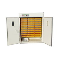 Poultry 2640 Eggs The Incubator Automatic Chicken Egg Incubators Hatching Machine