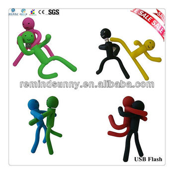Funny Man U Disk , USB Flash Stick Drive