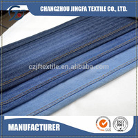 Dongguan Beinuo knitting 4 way stretch indigo denim fabric