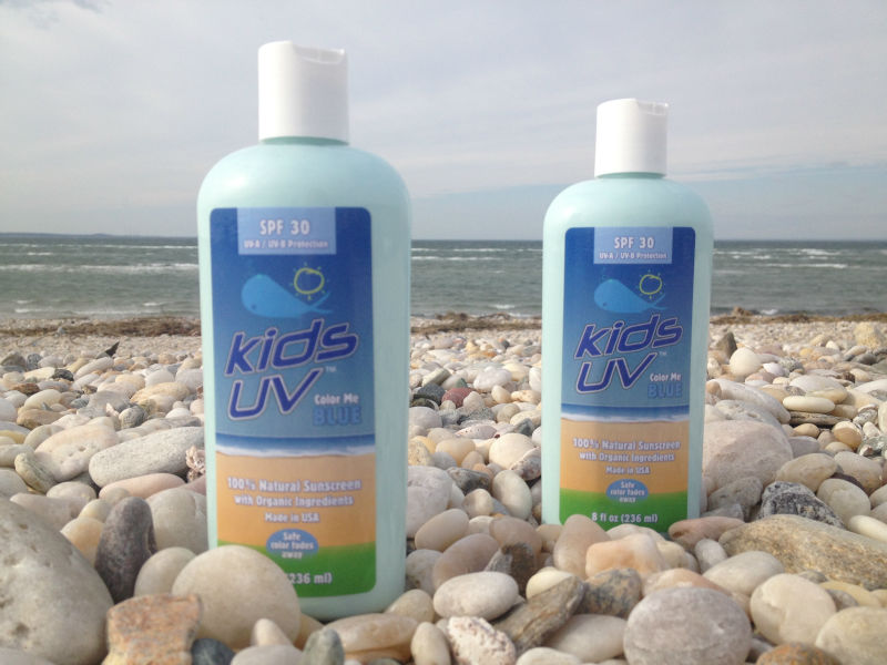 kidsUV natural Sunscreen