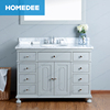HOMEDEE Bathroom Washbasin Cabinet Chinese Bathroom Vanity