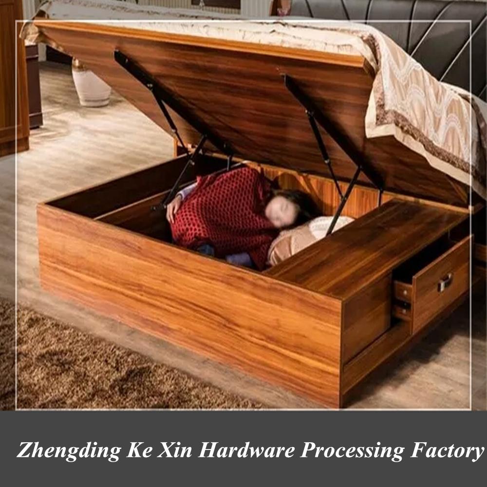 gasfeder plattform bett mit gro en stauraum andere. Black Bedroom Furniture Sets. Home Design Ideas