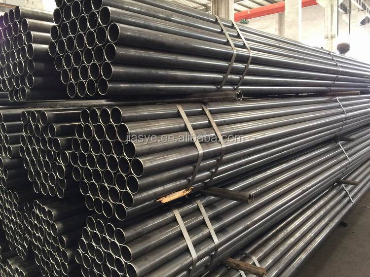 Normal welded steel tube used on home appliance