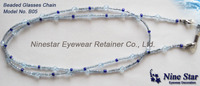 Beaded Eyeglass Sunglass Reading Glass Necklace Holder Retainer Chain