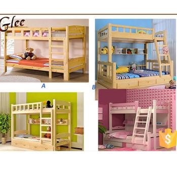 Kids Cartoon House Bed,Madera Niños Litera - Buy Niños Litera,Cama ...