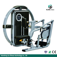 2017 New Product LZX-8004 Seated Row/Single Station for gym equipment