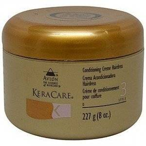 Avlon KeraCare Conditioning Creme Hairdress, 8 oz by KeraCare by Avlon