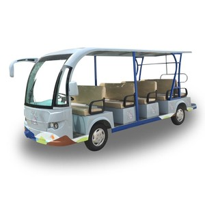 European Standard Scenic Area Electrical Shuttle Mini Bus for sale Tourist Tour Sightseeing Car