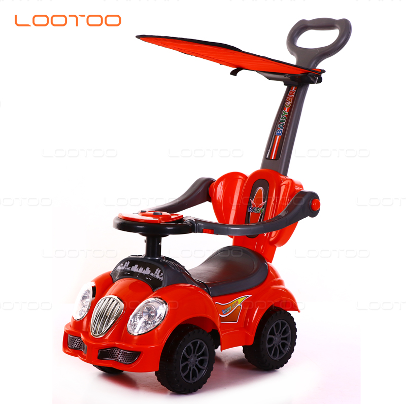 Manufacturer best price hot sale plastic baby car ride on children toys