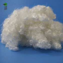 7dX51mm Hcs recycled staple natural fibre manufacture for filling