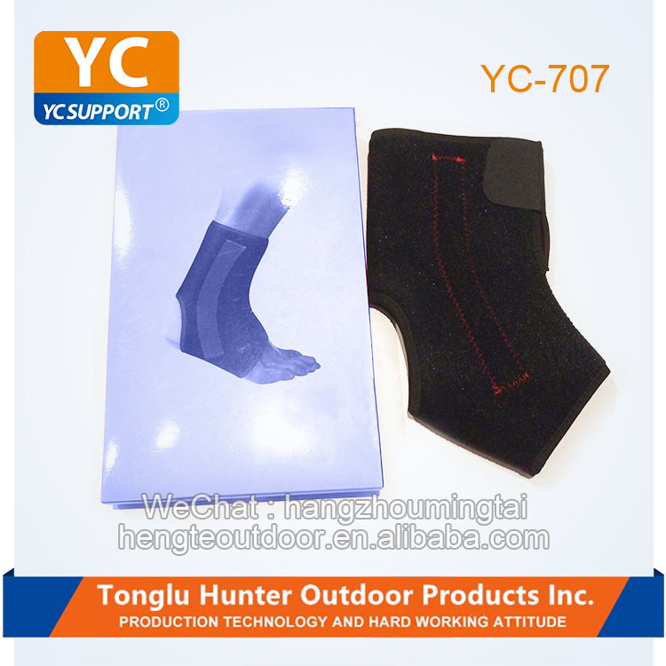 Good quality sibote boots ankle support for sports ankle with apring atay