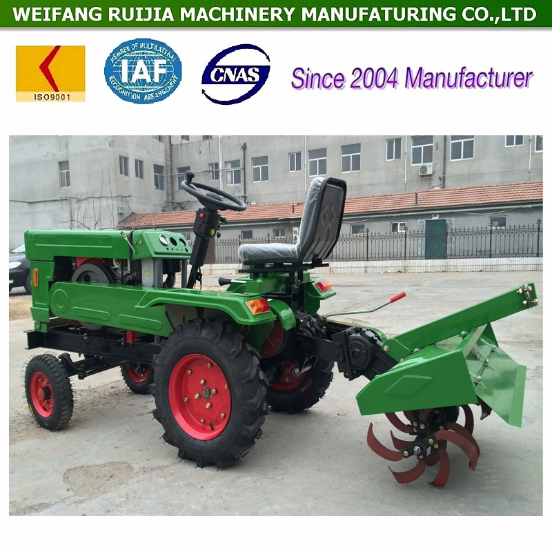 China Good Quality 18hp Walking Tractor,Diesel Hand Tractors,Mini ...