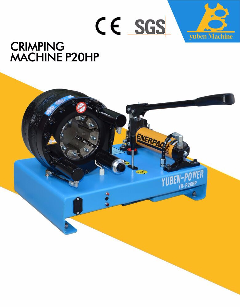 best price hydraulic hose assembly crimping machine p20hp buy hydraulic hose assembly crimping. Black Bedroom Furniture Sets. Home Design Ideas