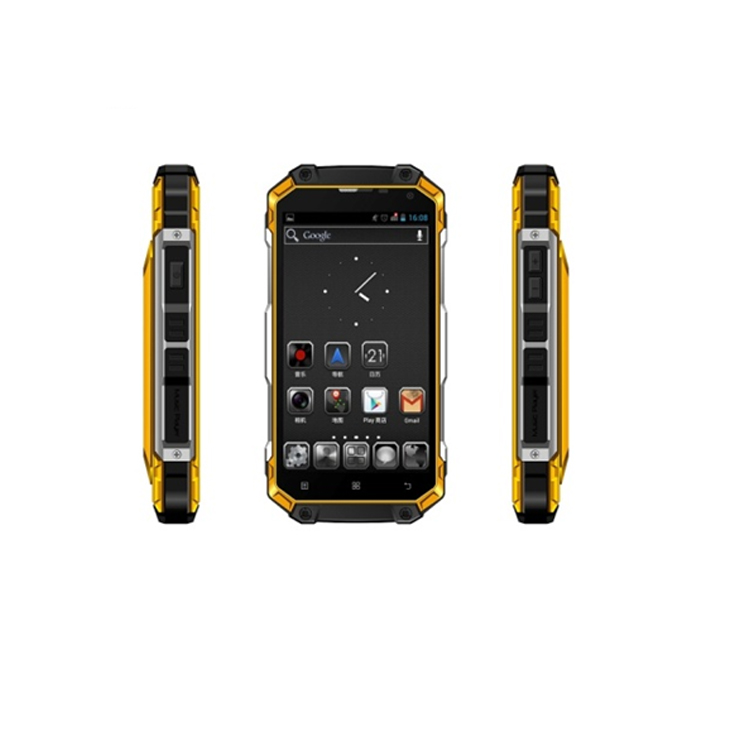 2017 Best Waterproof Rugged Phone S500 5.0 Inch 1GB RAM 8GB ROM Cheapest 4G LTE Rugged Phone