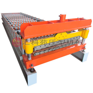 high rib roofing panel roll forming machine/roof panel machine