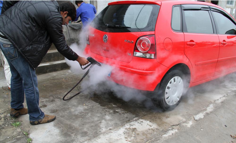 M quina de limpieza de vapor para los coches vapor limpio - Maquina de limpieza a vapor ...