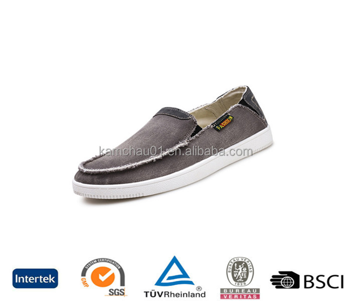 wenzhou trend wholesale slip on thin bottom high ankle dark grey womens canvas plimsolls shoes
