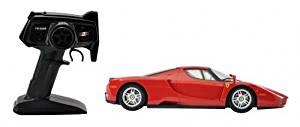 RED FERRARI ENZO R/C CAR WITH